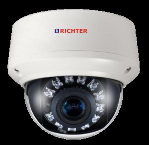 IP IR  Vandal Dome Camera