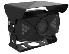Outdoor Cube Shielded Camera