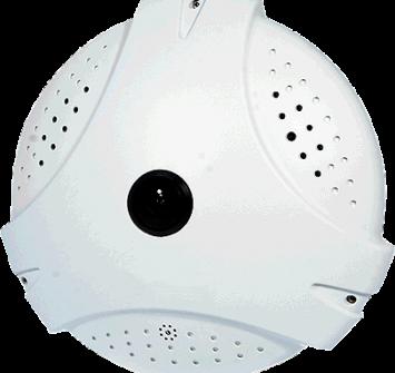 5MP Fisheye Security Camera