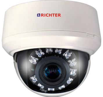 Megapixel IP IR Dome Camera