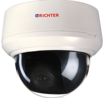 Megapixel IP Dome Camera